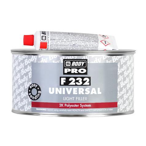 HB Body 232 Шпатлевка Universal Light Proline, 1 л