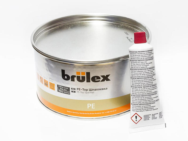 Brulex Шпатлевка PE-Top Spachtel, 1.8 кг