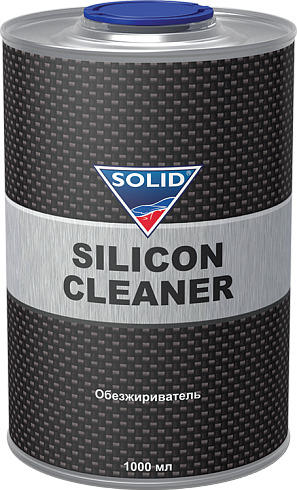 SOLID PROFESSIONAL LINE SILICON CLEANER Обезжириватель
