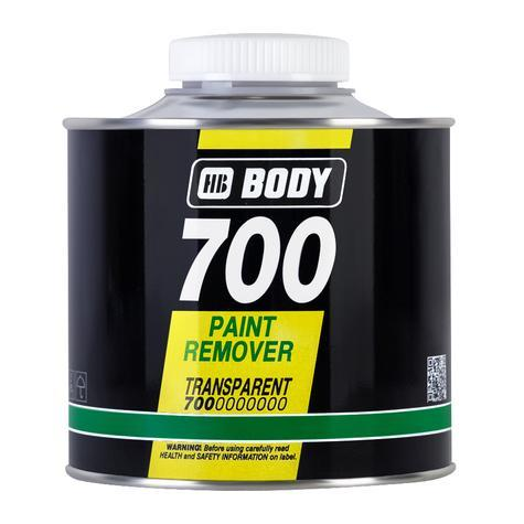 HB BODY 700 Paint remover Смывка краски